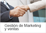 Gestión de Marketing y Ventas